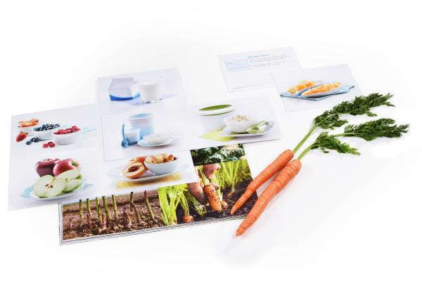 food image cards