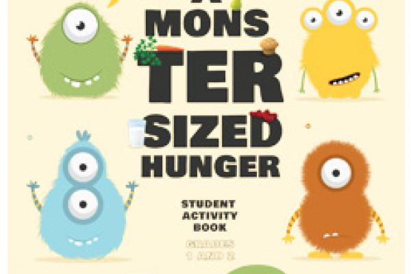 thumbnail image of booklet A Monster Sized Hunger