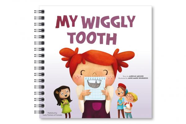 Grade 1 Book: My Wiggly Tooth