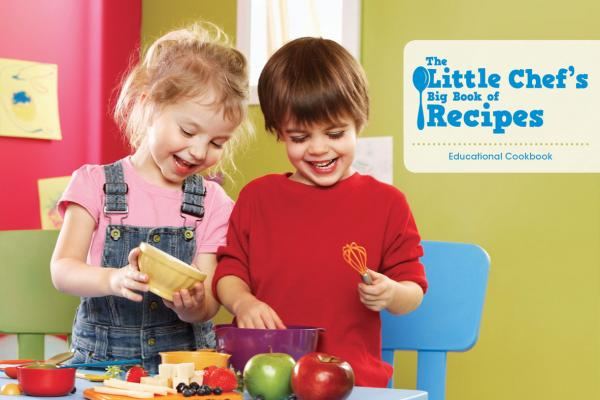 Program The Little Chef's Big Book of Recipes