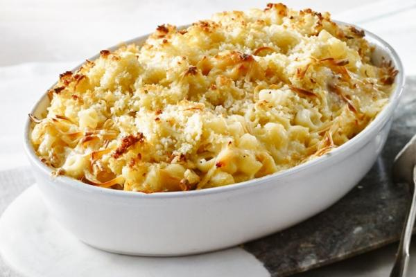 apple beer mac cheese