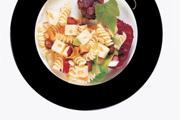 high performance pasta salad