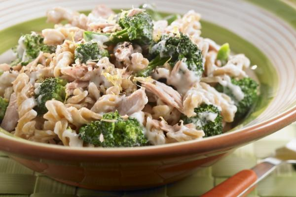 one pot tuna broccoli pasta