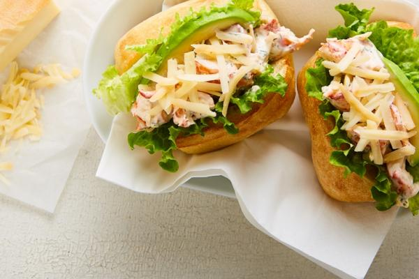 spicy smoky lobster rolls