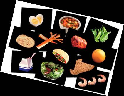 AB Food Picture cards