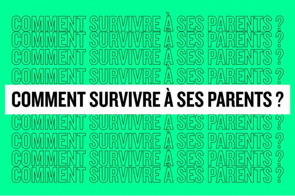 "Video for teenagers ""Comment survivre à ses parents"""