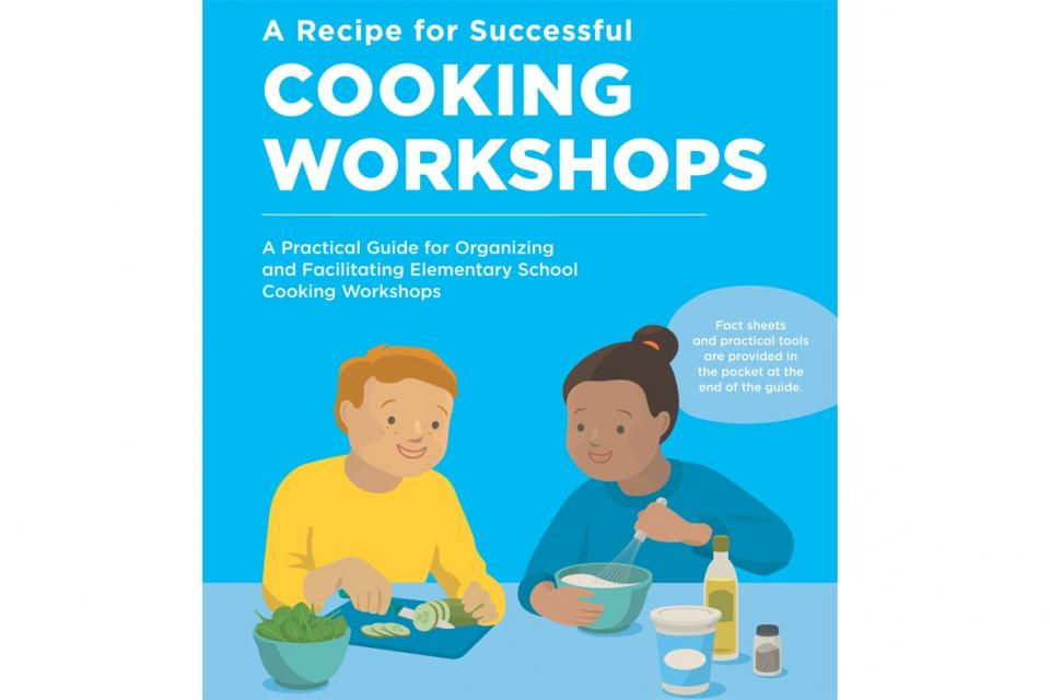 Resource A Recipe for Successful Cooking workshops