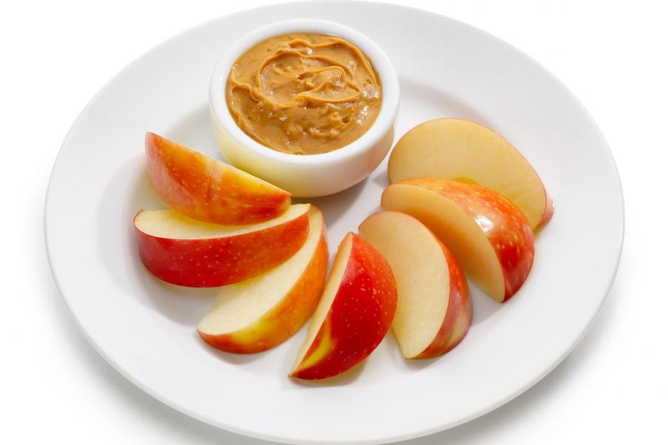 Apple and soy butter