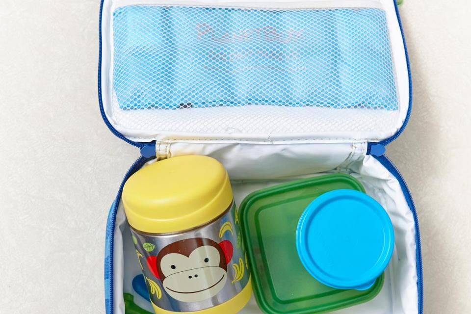 Safe lunch box