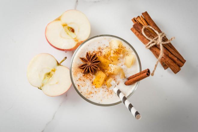 Apple Temptation Smoothie