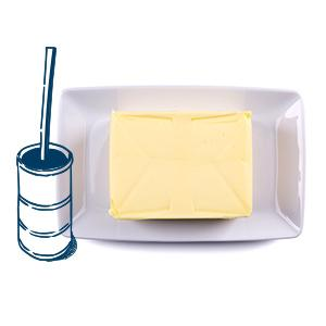 cultured butter image