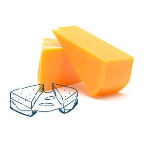 firm cheese image