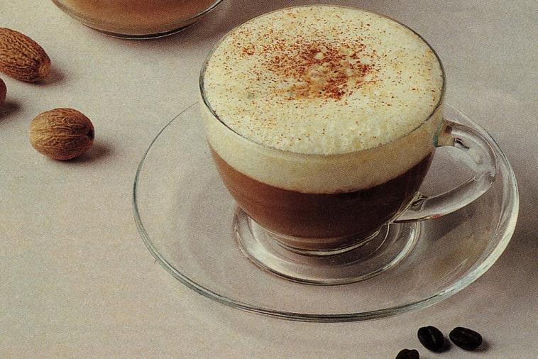 Dessert Style Italian Cappuccino Recipe Canadian Goodness