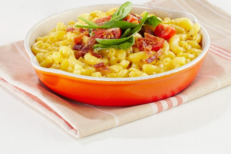 mac cheese blt