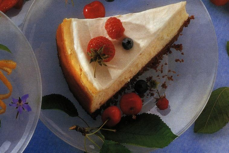old fashioned cheesecake