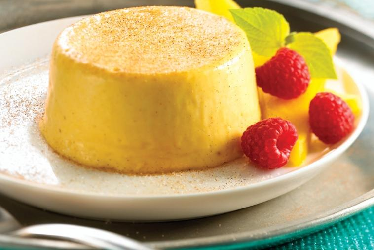 Mango recipes: Panna Cotta