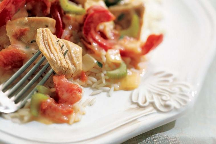 turkey cacciatore with peppers